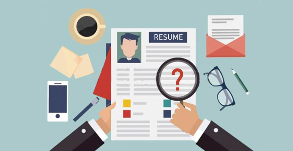 5 Main Parts of a Resume