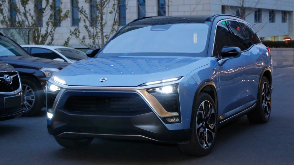 What are Reasons to Invest in Nio Inc.